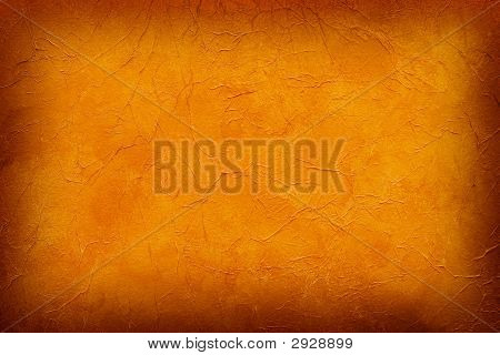 Burnt Orange Background Wallpaper