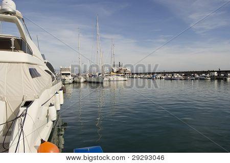 Harbor Del Marbella
