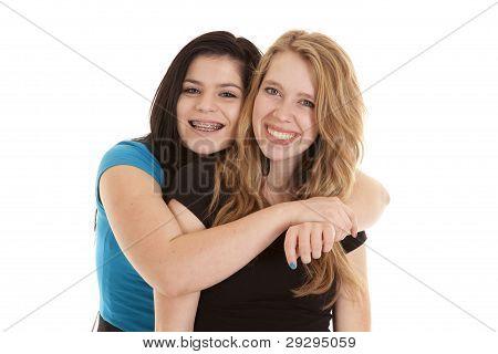 Best Friends Teenagers