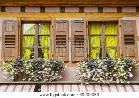 Ribeauville (alsace) - House