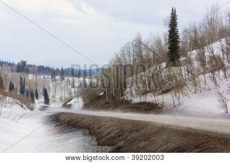 Mink Creek Road