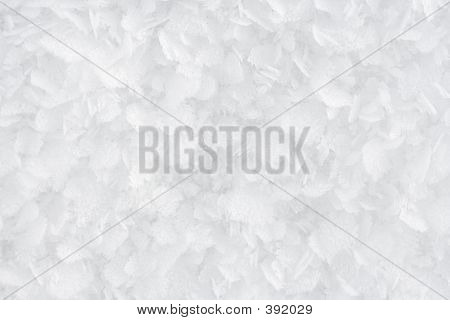 Texturen Schneeflocken (close)