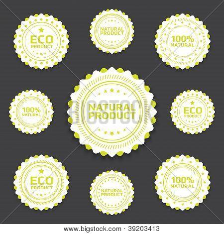 Ecological badges