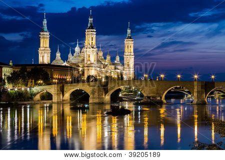 Onze lieve vrouw van de pijler, Zaragoza, Aragon