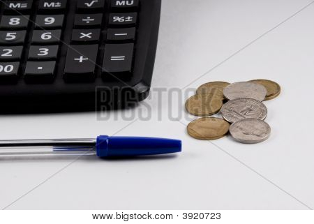Calculator Key Money