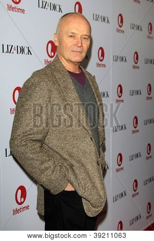 LOS ANGELES - NOV 20:  Creed Bratton arrives to the private dinner for the premiere of Lifetime's 'Liz & Dick'  at Beverly Hills Hotel on November 20, 2012 in Beverly Hills, CA