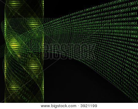 Dna And Binary Code