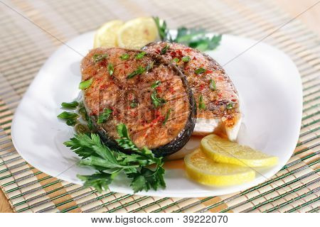 Roasted Lox