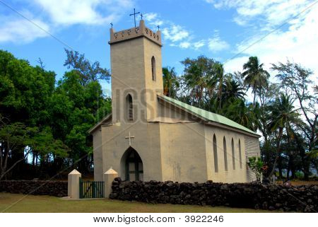 Father Damien\'S Church