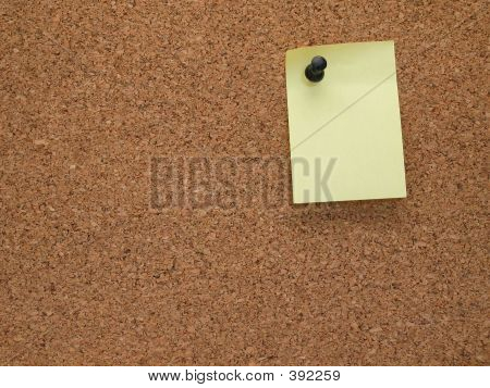 Memo Board And Note