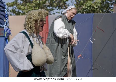 Renaissance Pleasure Faire - Comedy Players