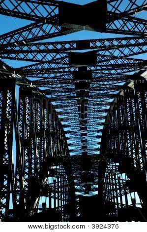Sydney Harbor Bridge Abstract 2