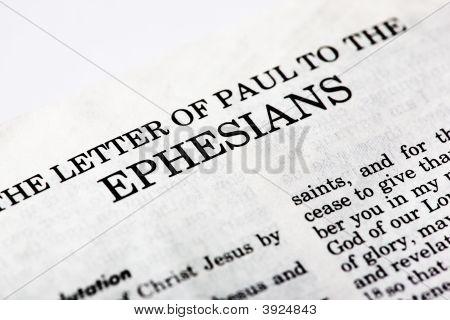 Book Of Ephesians