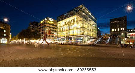 Night Stuttgart