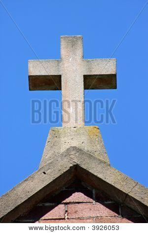 Concrete Crucifix