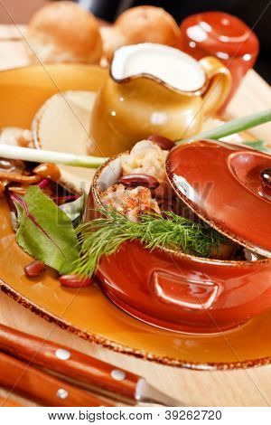 belorussian traditional dish