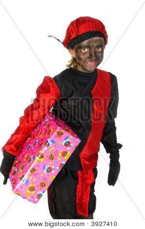 Present From Black Piet