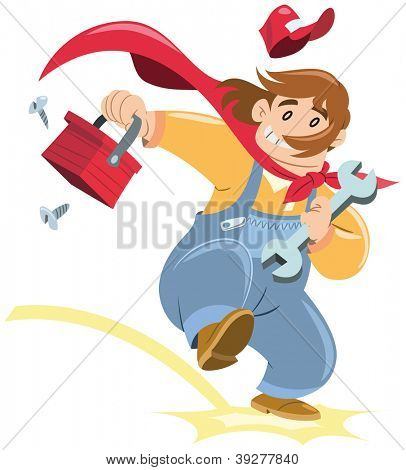 super handyman coming