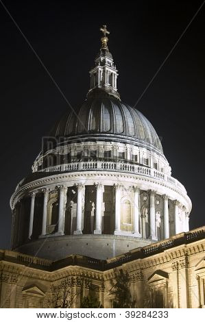 Dome of Saint Paul's, City of London