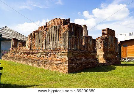 Intra Temple In Lopburi