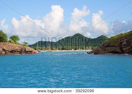 Coast Of Antigua