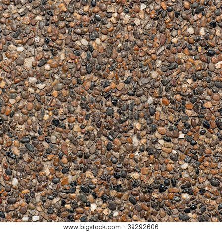 Stone Tile Floor Background