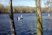 Fishing On The Suwannee River