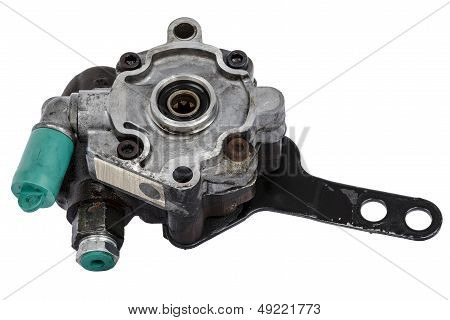 Worn Out Power Steering Pump