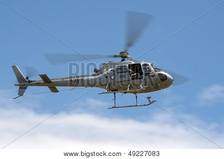 Royal Australian Navy As350