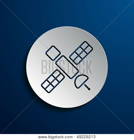 Stock icons satellite
