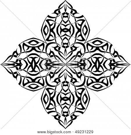 Tattoo Tribal Design