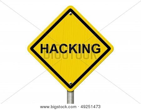 Warning Of Hacking