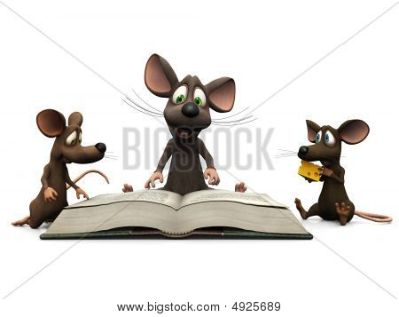 Mice Storytime