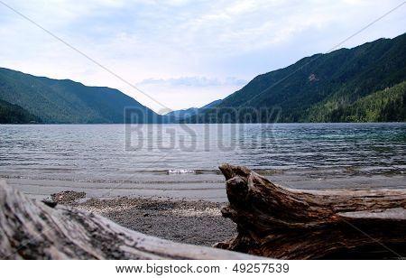 Lake Cresent...