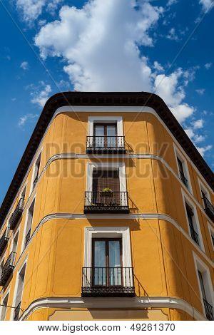 Classic Arquitecture In Madrid