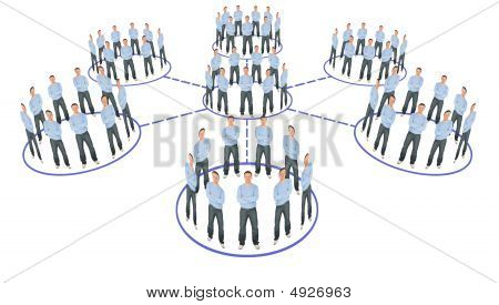people cooperation system