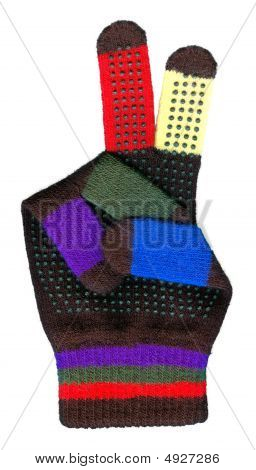 Glove peace