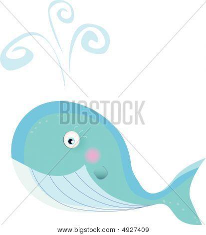 Blue Ocean Whale