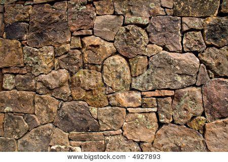 Stone Wall Random Pattern