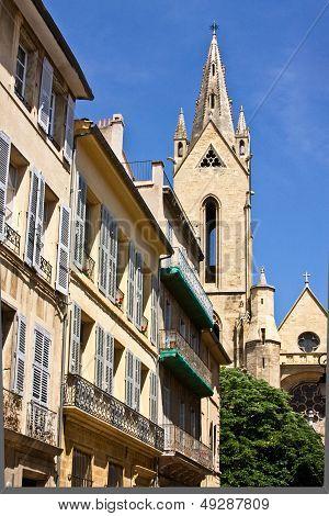 Aix's Church of Saint-Jean de Malte