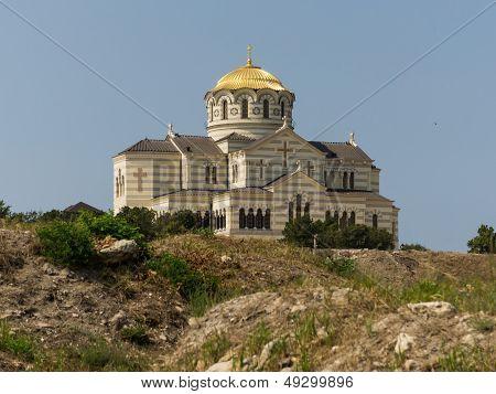 St. Vladimir's Cathedral in Chersonesos