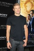 LOS ANGELES - AUG 12: Trevor Donovan at the premiere of Screen Gems & Constantin Films' 'The Mortal