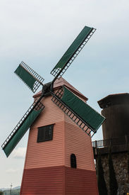 picture of rayon  - Home Wind Turbine In Rayon  - JPG