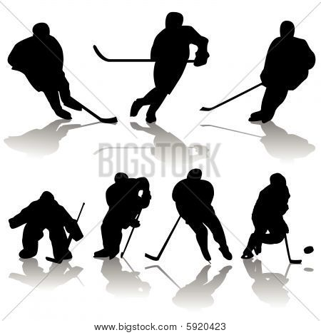 ice hockey collection