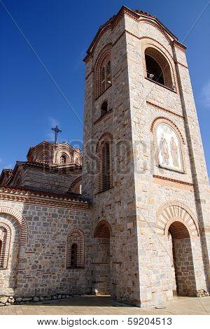 Saint Panteleimon Church in Ohrid, Macedonia