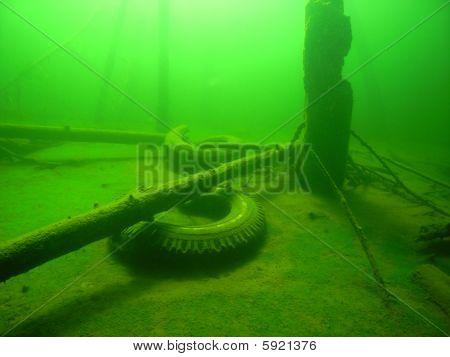 Sunken Tires
