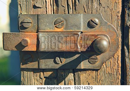 Rusty Latch