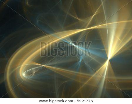 Quantum Forces - Fractal Design