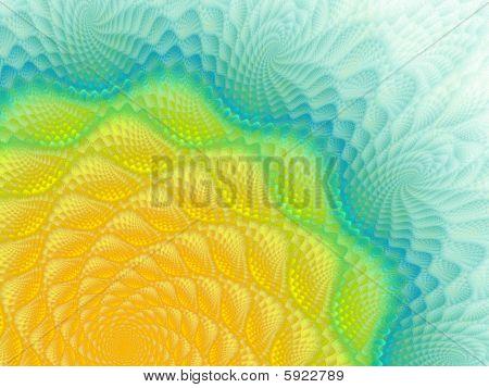 Sunny Spirograph - Fractal Design