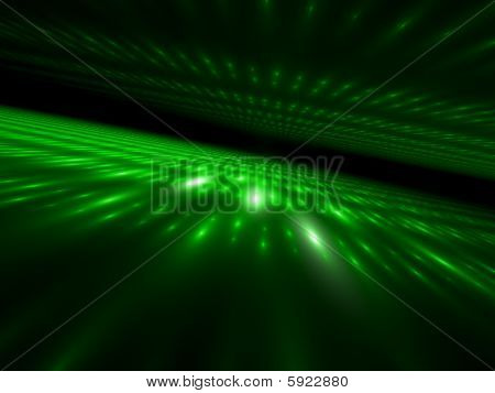 Speeding through Cyberspace